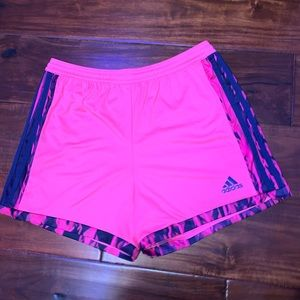 adidas loose fitted shorts
